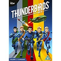 Thunderbirds Are Go: Volume 2