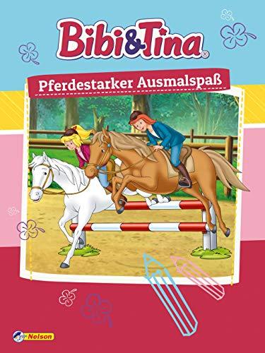 Bibi und Tina: Pferdestarker Ausmalspaß (Bibi & Tina)