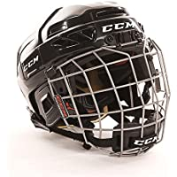 CCM fitlite 3ds COMBO CASCO JUVENIL - Negro, youth