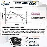 "Dr Trust A-One Galaxy"" Blood Pressure Testing Monitor (Black)"