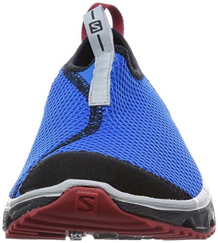 SALOMON RX MOC 3.0 Hommes Chaussures de loisir, Modèle 2016 Union Blue Black Light Onix