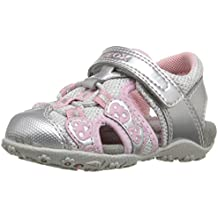 Geox B Sandal Roxanne B - Zapatos primeros pasos para bebé-niñas