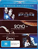 Sphere / 2010: The Year We Made Contact / Contact (Blu-ray Triple) Blu-Ray