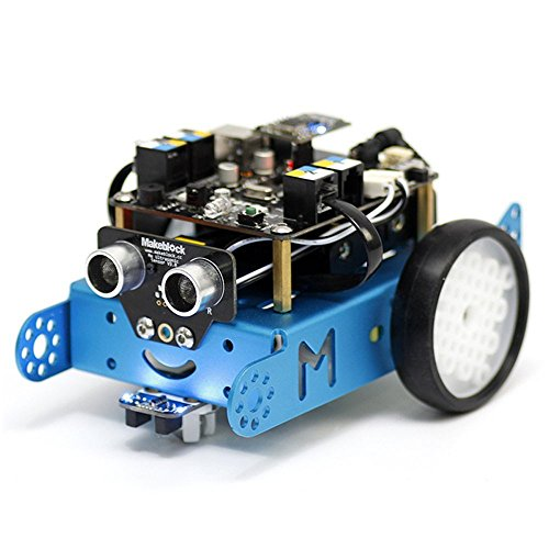 Makeblock 90050P Mbot Complete. Robot Educatif STEM Arduino Bluetooth