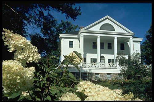 731030 Historic Uniacke House Nova Scotia A4 Photo Poster Print 10x8