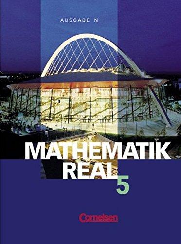 Mathematik real - Ausgabe N: 5. Schuljahr - Schülerbuch