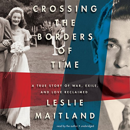 Crossing the Borders of Time  Audiolibri