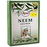 Ayur Neem Face Pack (Antiseptic Face Pack)100g by Ayur preisvergleich bei billige-tabletten.eu