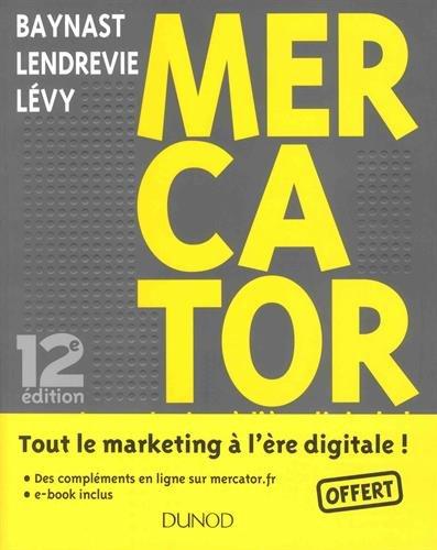 Mercator - 12e éd. (Livres) por Arnaud de Baynast