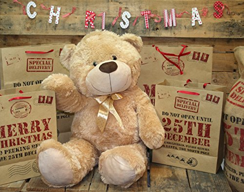 extra-large-80cm-super-cuddly-plush-giant-sitting-teddy-bear-soft-toy-cookie-by-teddy-bears
