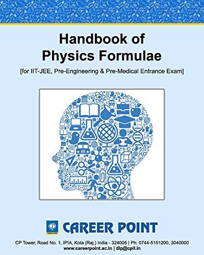 Handbook of Physics Formulae for JEE & NEET By Career Point Kota