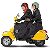Pasajeros cubrepiernas para scooter R091 TUCANO URBANO
