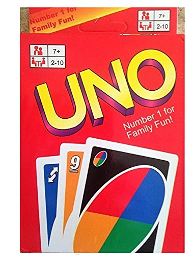 Original UNO Karten Spiel 108 Karten