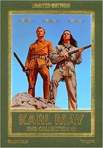 Karl May DVD-Collection 3 (Winnetou I/Winnetou II/Winnetou III) (3 DVDs) [Import allemand]