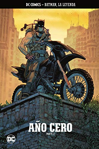 Batman, la leyenda núm. 02: Batman: Año cero (Parte 2)