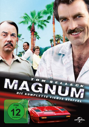 Magnum - Season 4 [6 DVDs] -
