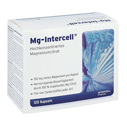 Mg-Intercell, 120 St. Kapseln