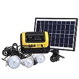 HITSAN Solar Generator DC Solar Powered System - Best Reviews Guide
