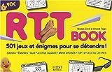 RTT book : 501 jeux et énigmes pour se détendre !