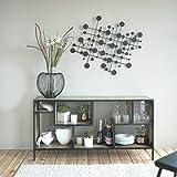 Mueble TV industrial asimétrica | B50