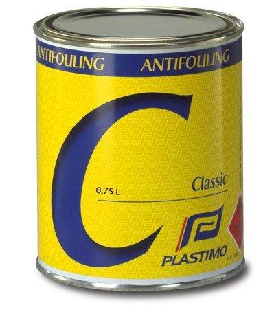 Antifouling Classic 0,75 Liter Farbe schwarz
