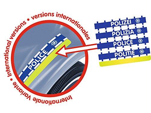 BIG Spielwarenfabrik 800056101 -Bobby-Car-Classic Polizei - 5