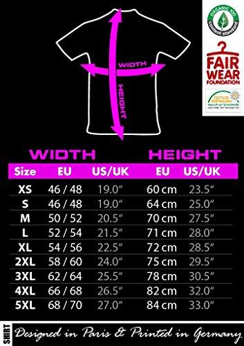 BE MORE PIPPI / Größe XS-5XL / Ideales Geschenk / Premium T-Shirt Weiß