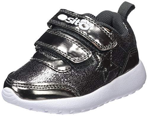Conguitos-Deportivo-Luces-Velcro-Zapatos-de-Cordones-Derby-para-Nias