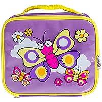 Bugzz Lunch Butterfly Bag - Pink preisvergleich bei kinderzimmerdekopreise.eu