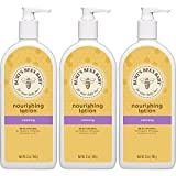 #6: Calming, 12 Ounce (Pack of 3) : Burt's Bees Baby Nourishing Lotion, Calming, 12 Ounces (Pack of 3)