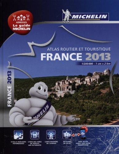 Atlas routier France 2013 Relié
