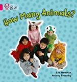 How Many Animals: Band 01A/Pink A (Collins Big Cat)