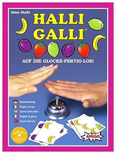 Halli Galli - Amigo
