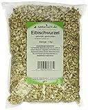 Naturix24 Eibischwurzel Geschält Geschnitten, 1er Pack (1 x 1 kg)