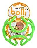 Bolli Mordedor elástico para bebés, Color Verde (OgoSport BL002GR)