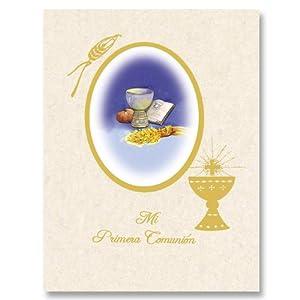 Edicromo- Libro Comunión Seda Musical (21204)