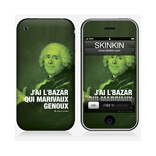 iPhone SE Case, Cover, Guscio Protettivo - Original Design : iPhone 3 skin