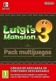 Pack multijuegos de Luigi's Mansion 3 | Nintendo Switch - Código de desc