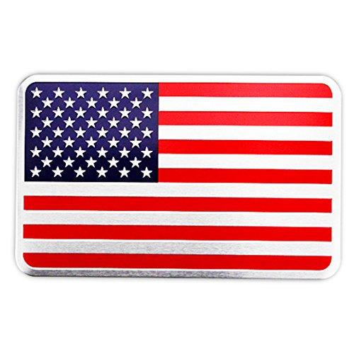 Runfon American Flag-Automagnet Aufkleber Amerikanischer USA-Aufkleber Heavy Duty für Auto-LKW aus Premium Material