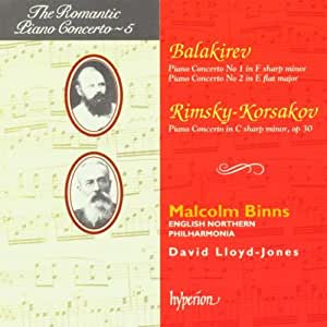 Concertos Pour Piano (m.binns)