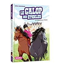 Le Galop des Etoiles, tome 1 : Un cheval pour Ariana par N. M. Zimmermann