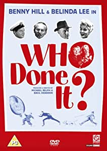 Who Done It? [DVD]