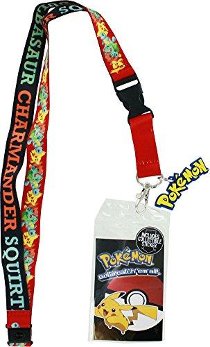 Pokemon Classic Starters Charm Taljereep