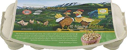 Biohof Tretter Bio Biohof Tretter, 10 Eier, Gkl M oder größer (6 x 10 Stk)