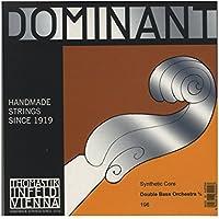 """Thomastik Saiten für Kontrabass Dominant Nylonkern Orchesterstimmung Satz 3/4 für Mensur 1040-1060 mm / 41-41.7"""""""