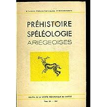 PREHISTOIRE SPELEOLOGIE ARIEGEOISES. ETUDES PREHISTORIQUES PYREENNES. TOME XV. 1960. HOMMAGE A LA MEMOIRE DE L ABBE HENRI BREUIL / L ART MAGDALENIEN EN EUROPE CENTRALE (HICKE HENNIG)