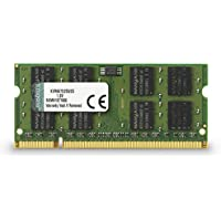 Kingston KVR667D2S5/2G Memoria RAM da 2 GB, 667 MHz, DDR2, Non-ECC CL5 SODIMM, 200-pin, 1.8 V
