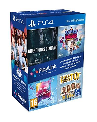 Pack PlayLink: 4 juegos increíbles incluye Has Sido Tú