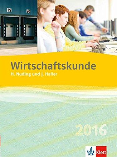 Wirtschaftskunde 2016 / Schülerbuch