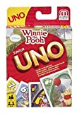MATTEL Uno Junior mit Winnie Puuh 2 - 4 Spieler, ab 3 Jahren by mattel